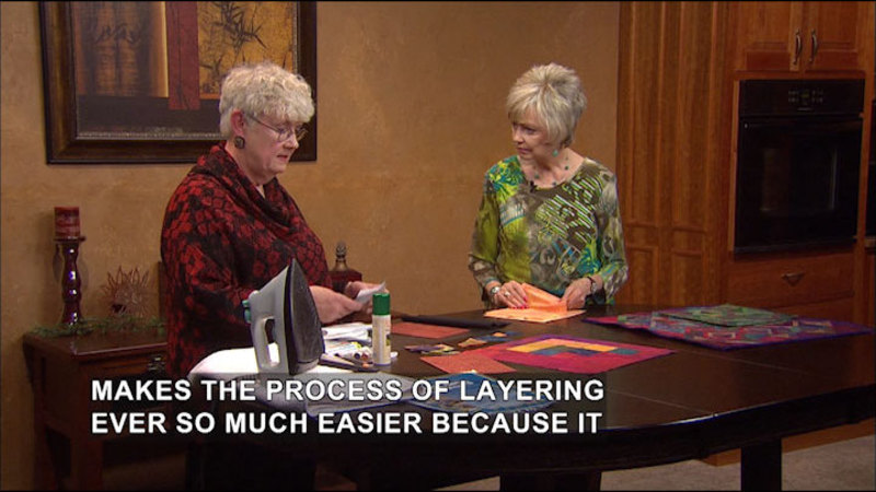 Still image from: Creative Living With Sheryl Borden #6511