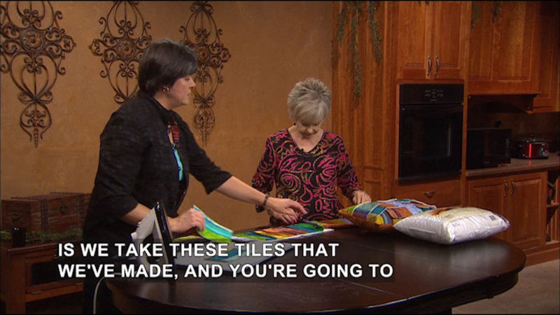 Still image from Creative Living With Sheryl Borden #6525