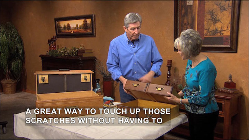 Still image from Creative Living With Sheryl Borden #6625