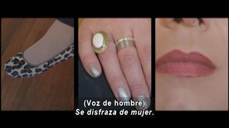 Still image from Don't Let Prejudices Talk For You: Gender Identity (Spanish)