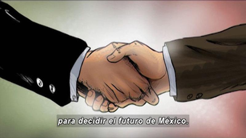 Still image from Revolutions: Mexican Revolution (Spanish)