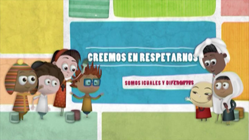 Still image from: Similar And Different: Religious Diversity (Spanish)