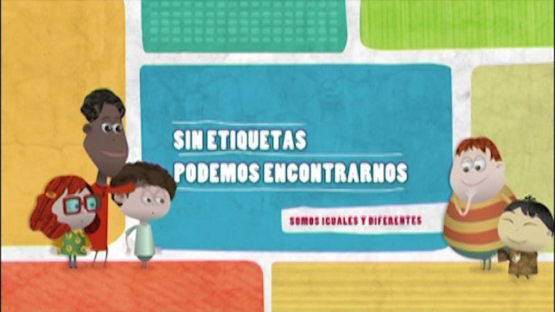 Still image from Similar And Different: Prejudices (Spanish)