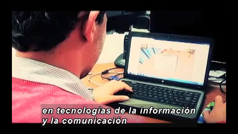 Still image from Science And Technology – Digital Entrepreneur (Spanish)