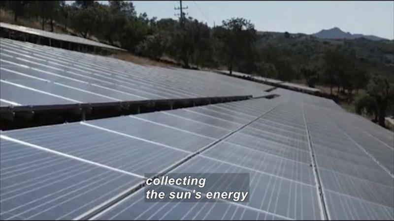 Still image from Green Revolution: Solar Power