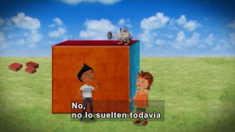 Still image from: Through More Adventures: A House for Alterio (Spanish)