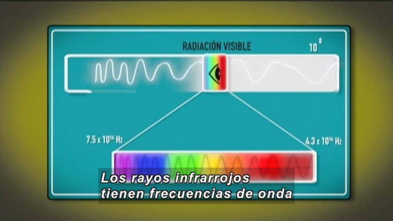 Still image from Invisible Science And Technology Surrounding: Cafe (Spanish)