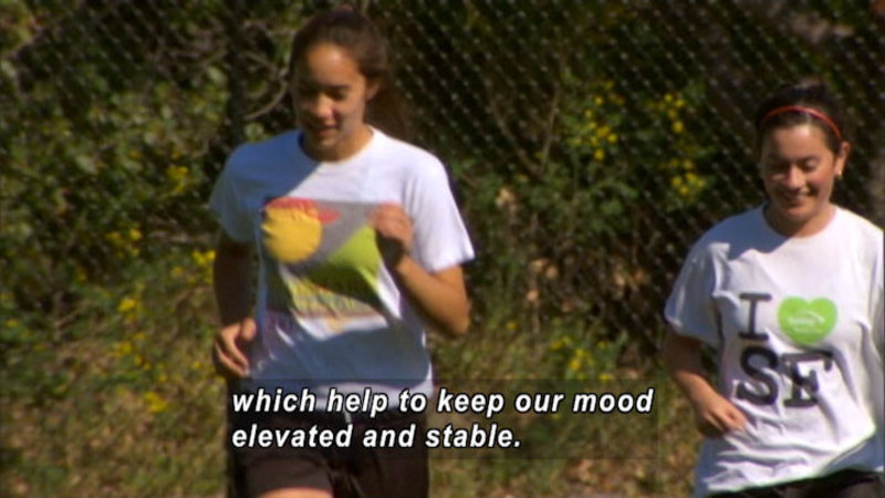 Still image from: Nadine Burke, M.D.: Food And Exercise