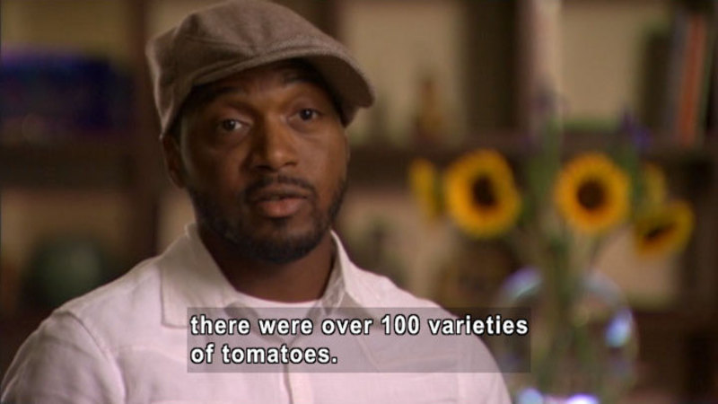 Still image from Bryant Terry: Heirlooms