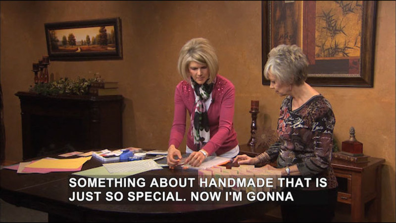 Still image from Creative Living With Sheryl Borden #6716