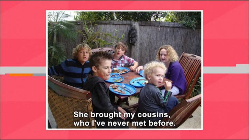 Still image from: Mikey: My Story About Family