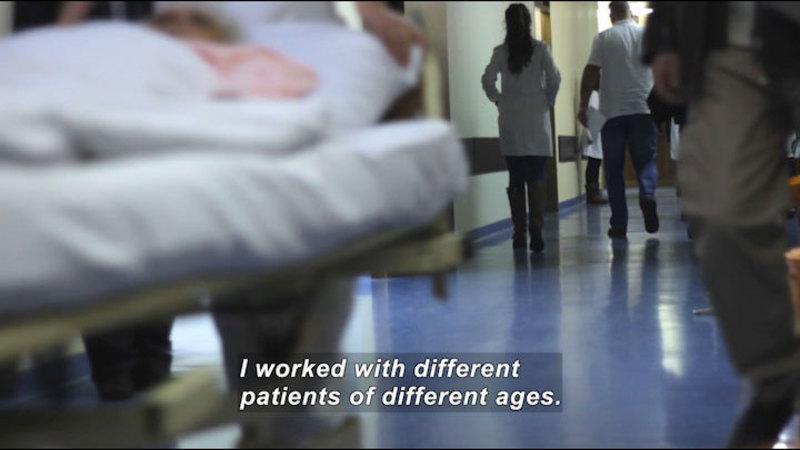 Still image from: How They Did It: Pathways To Amazing Jobs