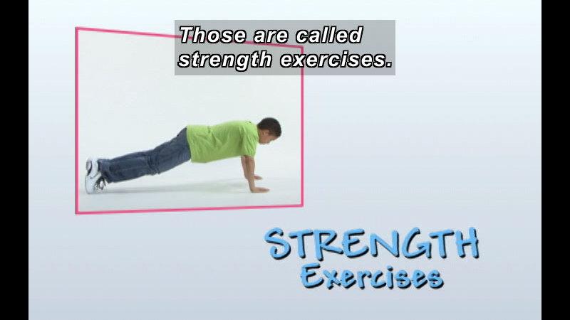 Still image from: Fitness Station