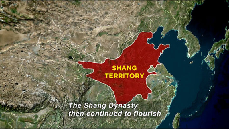 Still image from China 2000 B.C.: The Rise And Fall Of Dynasties In Ancient China