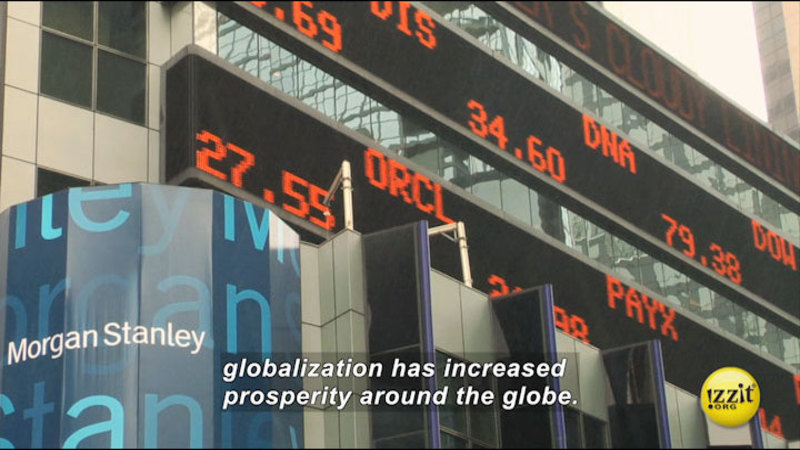 Still image from: Markets Without Borders: Globalization And The Rule Of Law