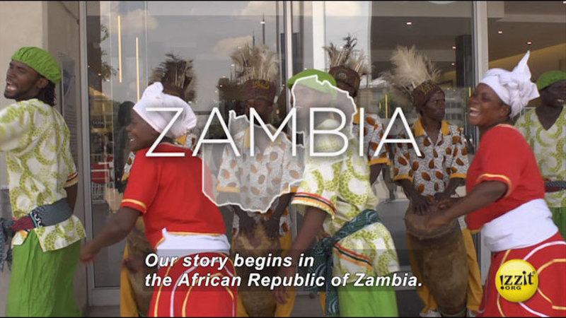 Still image from: Zambia: Recipe For Success