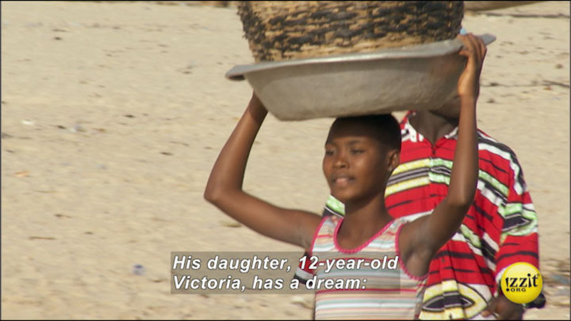 Still image from: The Ultimate Resource: Victoria's Chance
