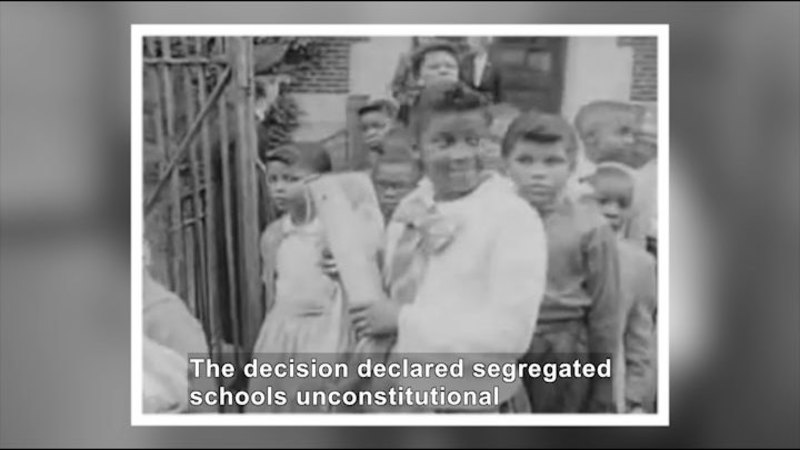 Still image from: Exploring Our Nation: Equal Protection Under The Law
