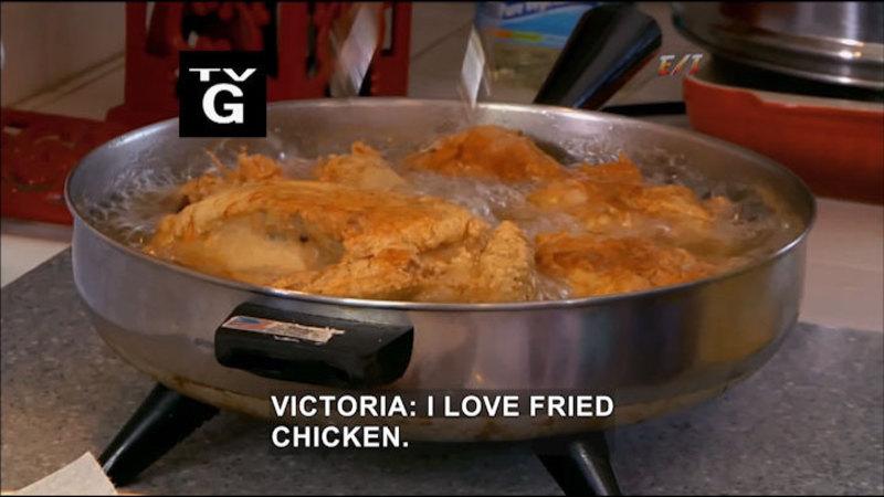 Still image from: Recipe Rehab: Fried Chicken