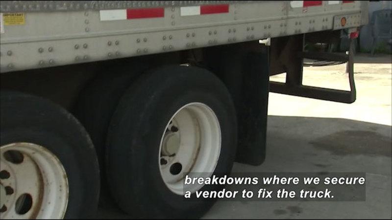 Still image from: Career Connections: Transportation Supervisor