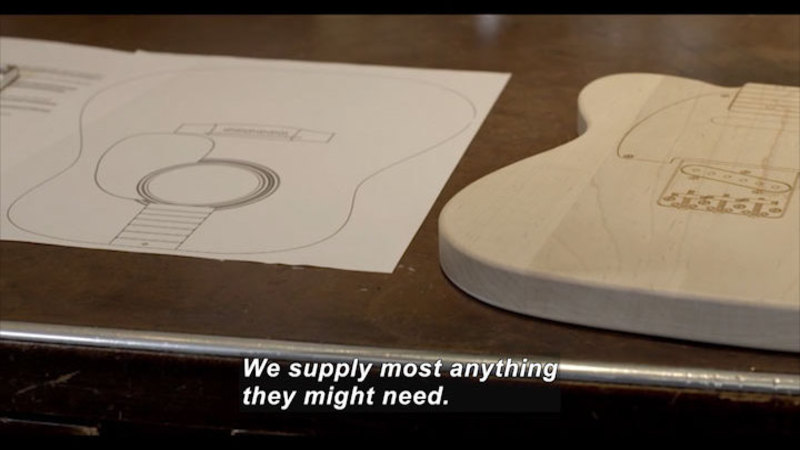 Still image from Career Connections: Industrial Designer
