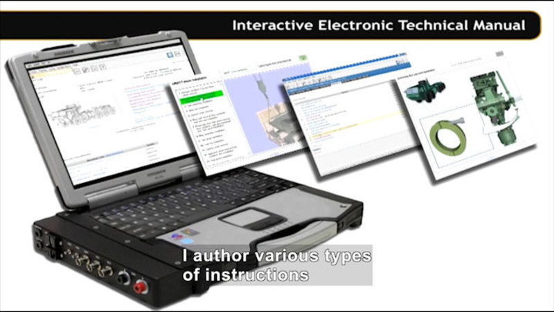 Still image from: Career Connections: Technical Writer