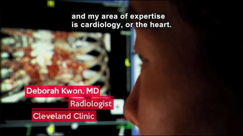 Still image from: Career Connections: Radiologist