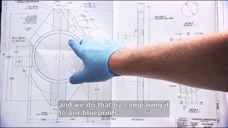Still image from Career Connections: Machinist