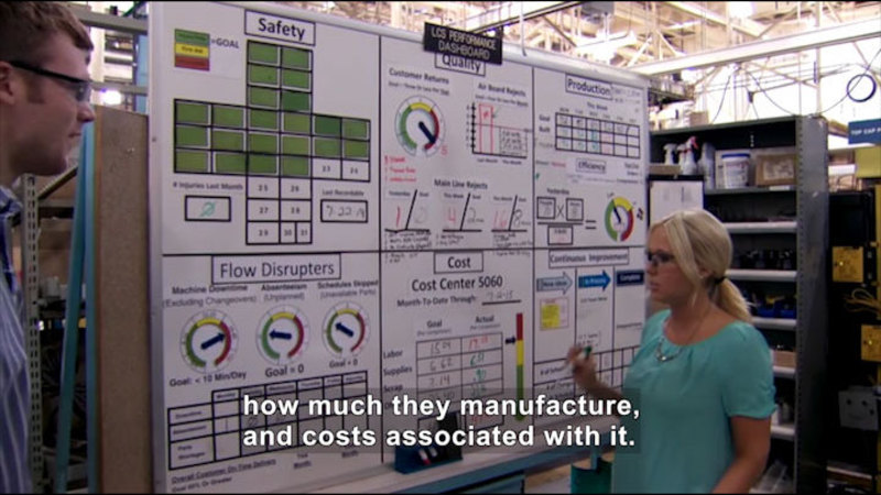 Still image from: Career Connections: Operations Strategic Planner