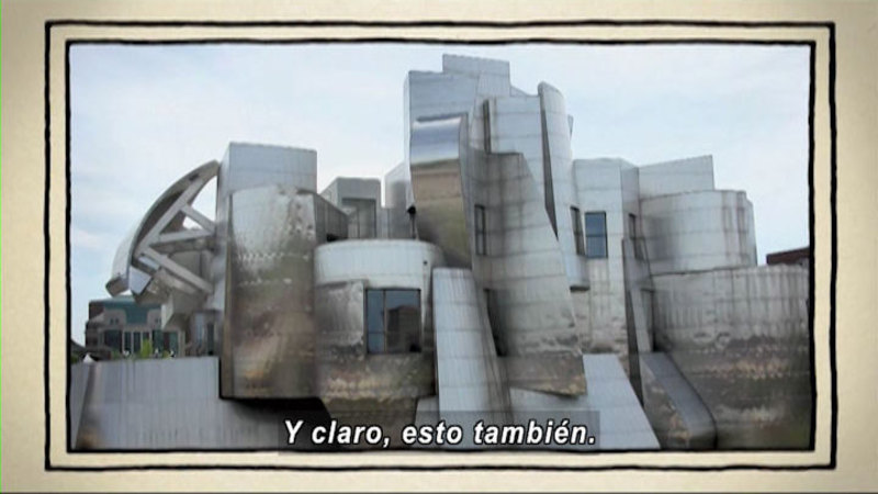 Still image from The Shape of the World: Design (Spanish)