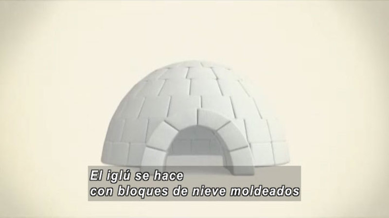 Still image from The Shape of the World: Housing (Spanish)